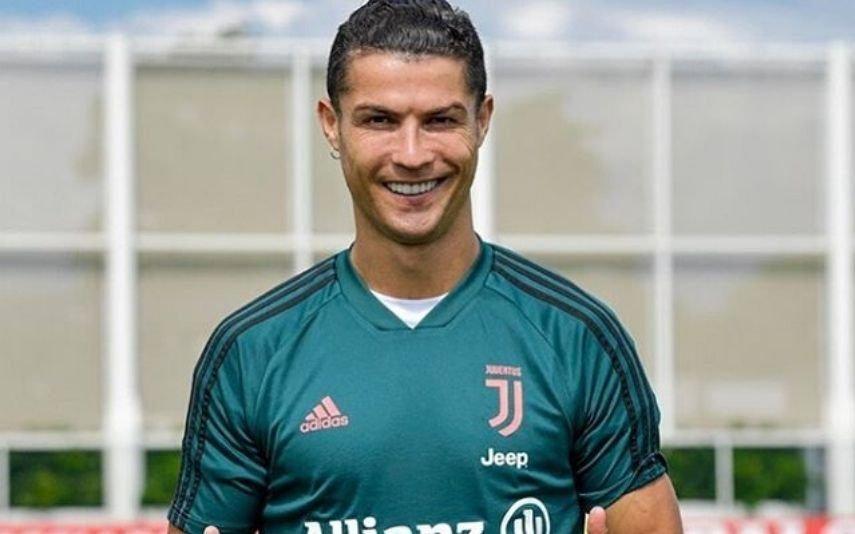 Juventus de Cristiano Ronaldo acaba de se sagrar campeã