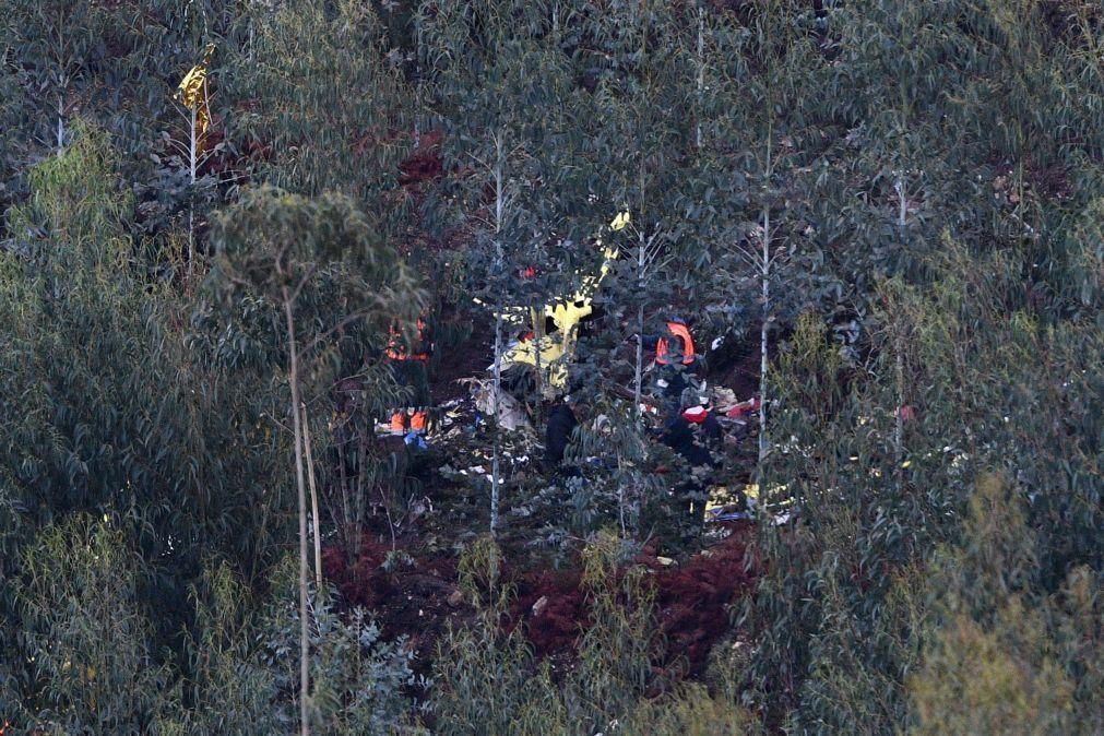 Ministério Público arquiva inquérito ao acidente com helicóptero do INEM em Valongo