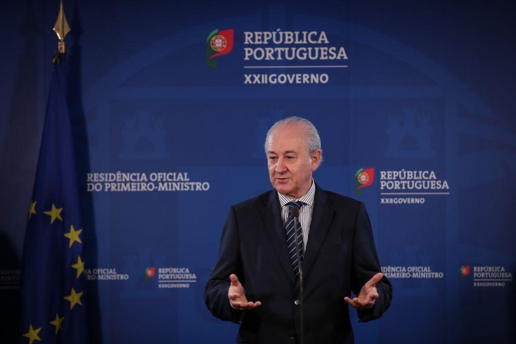 Covid-19: Governo estima queda do PIB de 7% e financiamento adicional de 13 mil milhões -- PSD