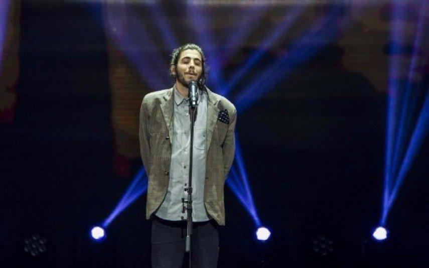 Salvador Sobral Revela paixão secreta por famosa portuguesa (vídeo)
