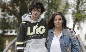 Mãe de Diogo Carmona afirma que foi ela quem decidiu amputar o pé ao filho