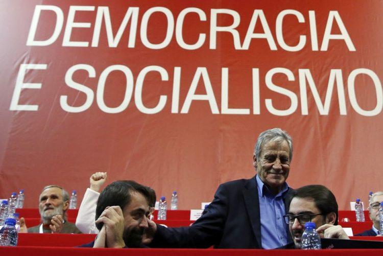 PCP/Congresso: Partido