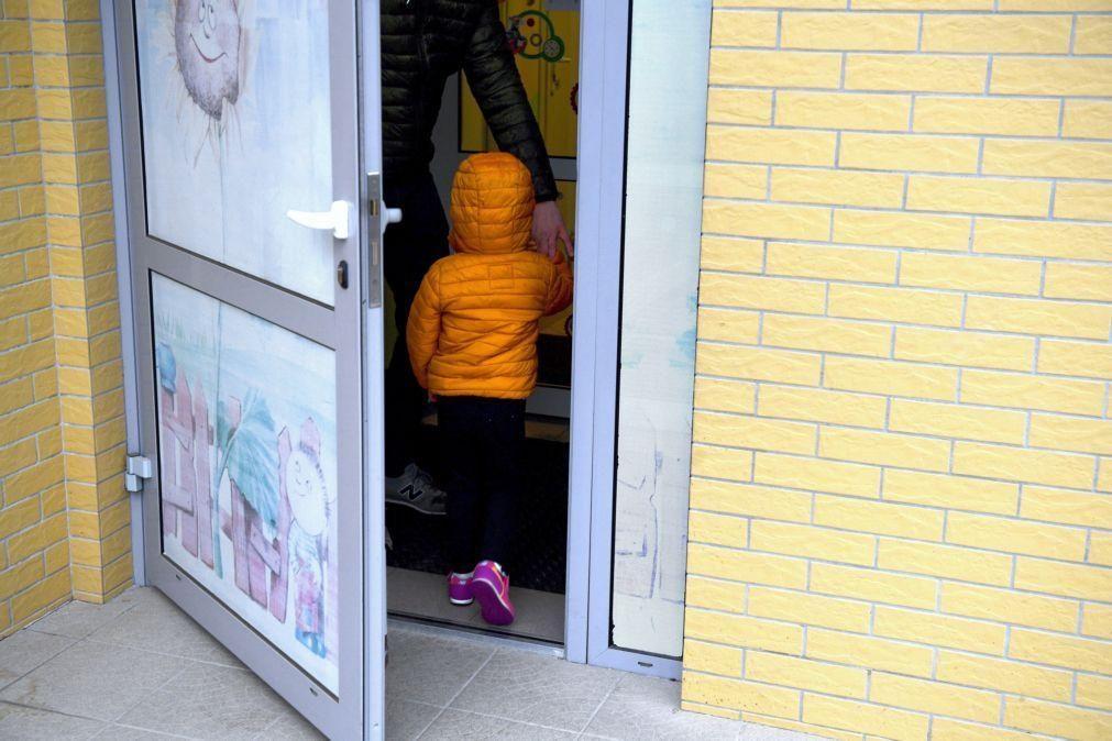Mais 2.200 vagas para crianças do pré-escolar no próximo ano letivo