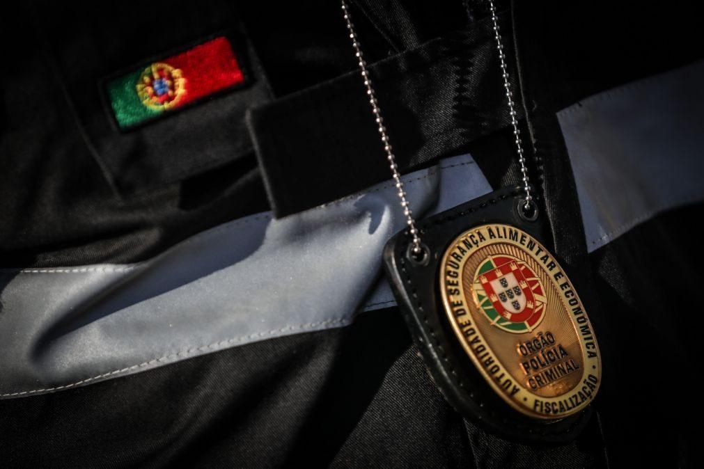 ASAE apreende mais de 570 mil euros em produtos contrafeitos