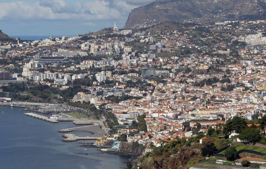 Proteção Civil alerta para previsões de vento e chuva fortes na Madeira