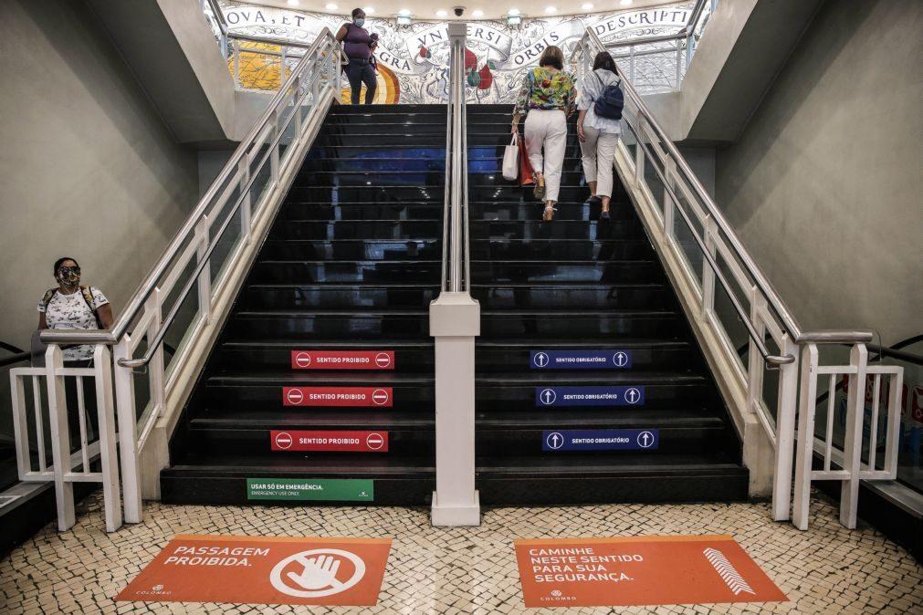 Covid-19: Colombo reforça medidas sanitárias e diz estar preparado para abrir já