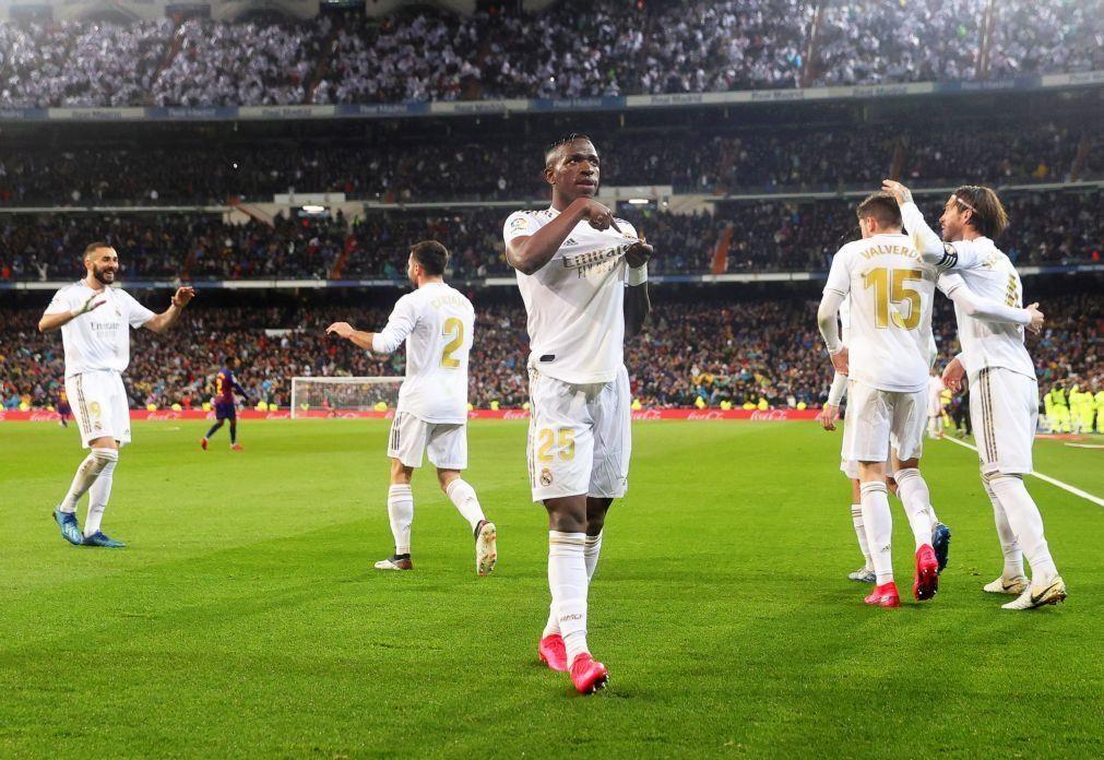 Real Madrid vai jogar fora do Santiago Bernabéu até final da temporada