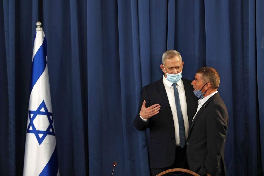 Ministro da Defesa israelita pede ao exército para se preparar para anexar Cisjordânia