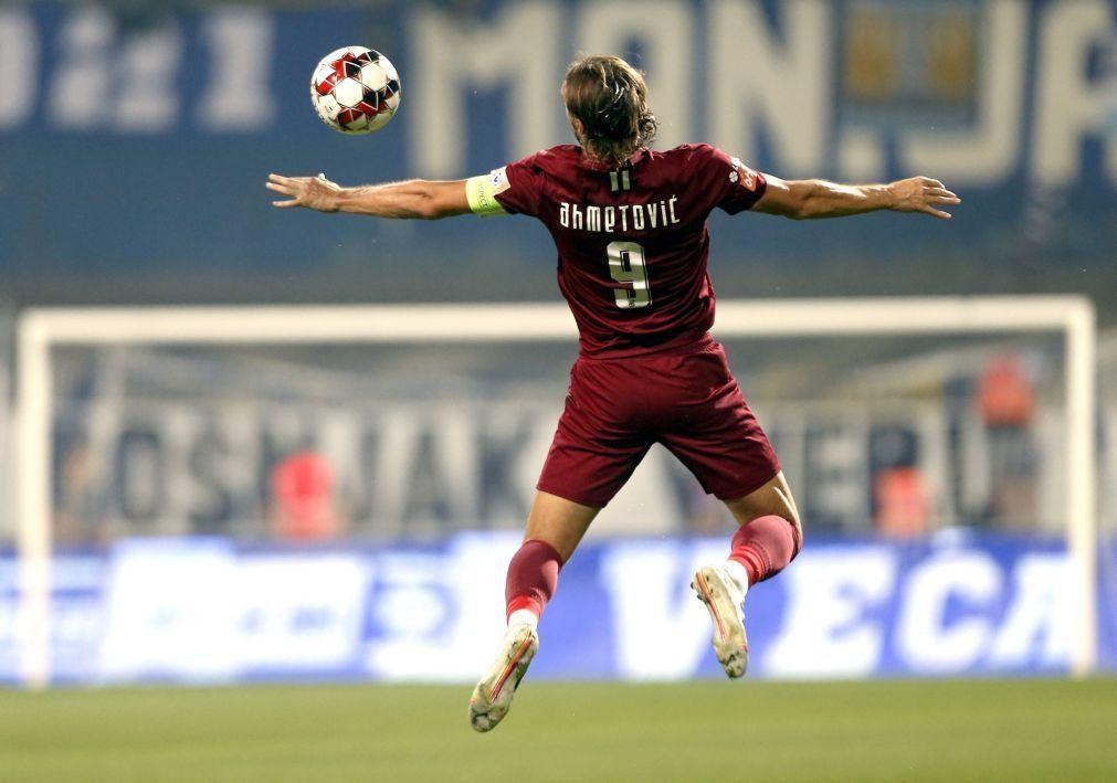 Covid-19: Bósnia-Herzegovina fecha campeonato e entraga título ao FK Sarajevo