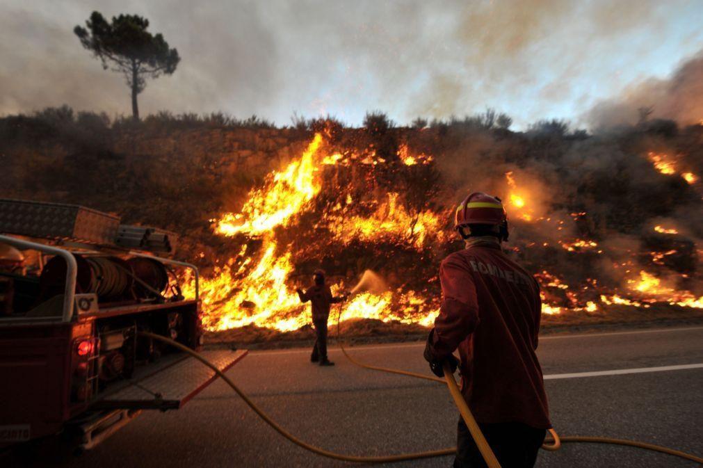 Comissão Europeia prevê época de incêndios