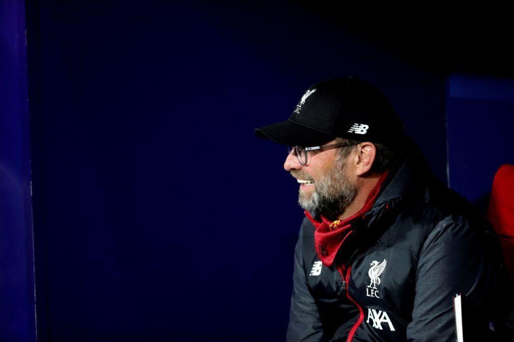 Klopp lembra que Liverpool ainda não é campeão e quer vencer todos os jogos