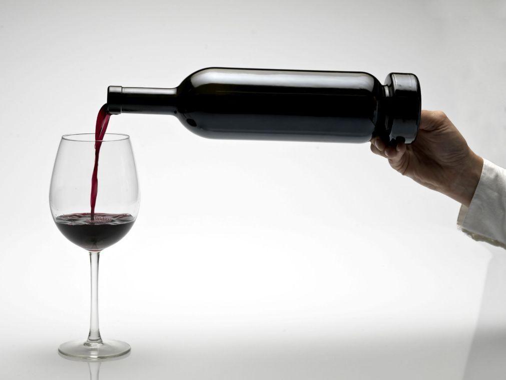 Exportações de vinhos portugueses crescem 2,1% no 1.º trimestre e superam 185 ME