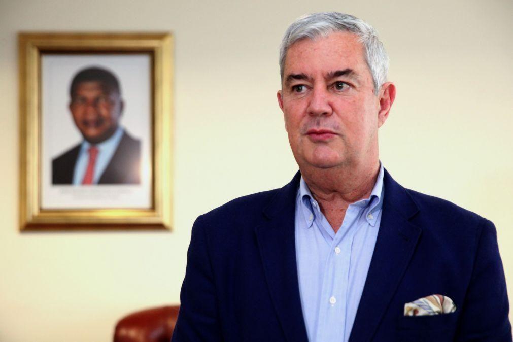 Portugal e Angola partilham vontade de trabalhar juntos no presente e futuro - embaixador
