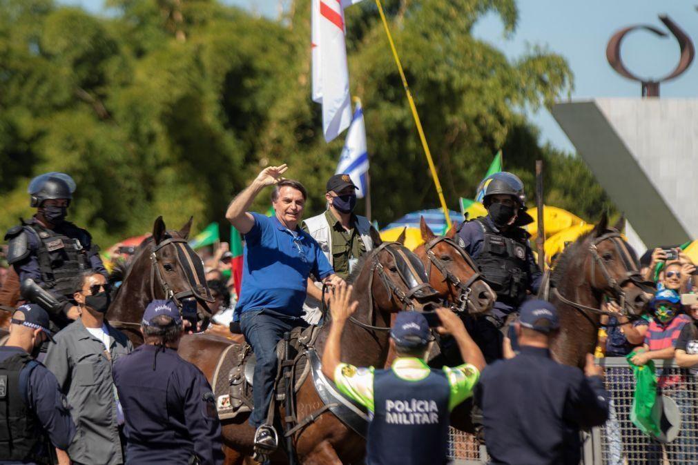 Supremo brasileiro nega pedido de apreensão de telemóvel do Presidente