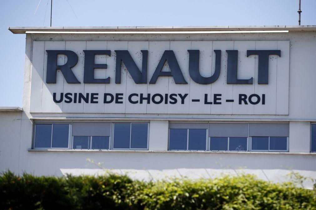 França dá aval a crédito de 5.000 milhões de euros para a Renault