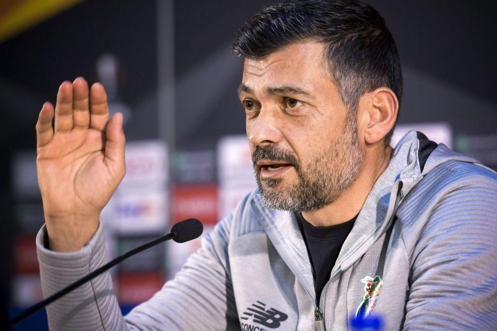 Sérgio Conceição admite que Famalicão