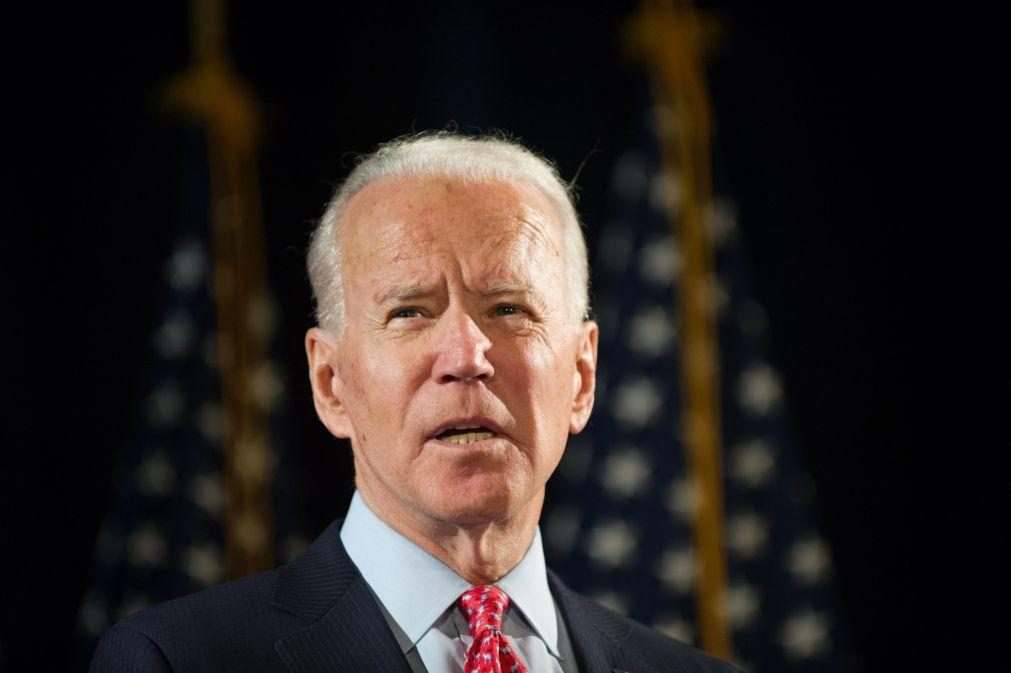 EUA/Floyd: Biden acusa Trump de estar mais preocupado com a sua reeleição