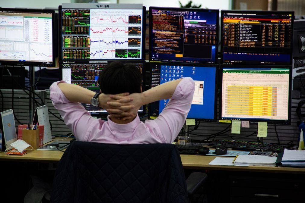 Bolsa de Lisboa sobe 2,97% alinhada com os ganhos na Europa