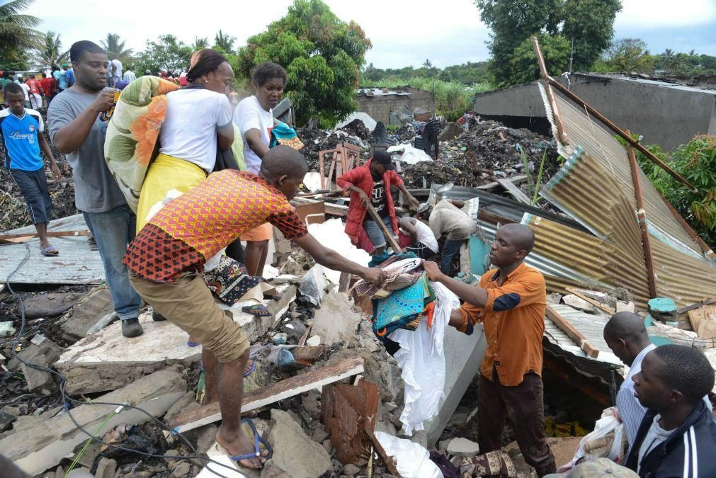 Moçambique promete concluir este ano casas para famílias que viviam junto a lixeira