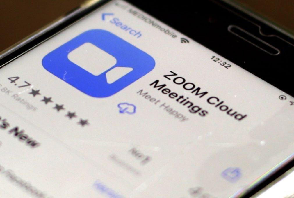 Sucesso da Zoom torna-a na mais recente mina de ouro da internet