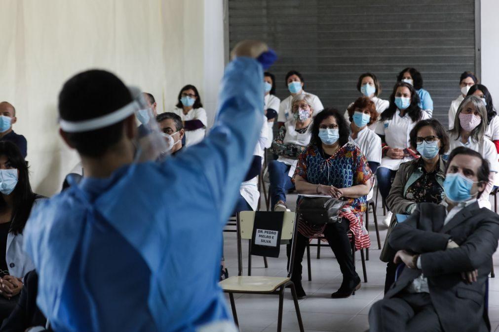 Covid-19: Forças Armadas fizeram mais de 1.100 ações de formação em escolas