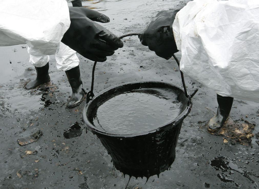 Quase 20 mil toneladas de combustível derramadas em rio na Rússia