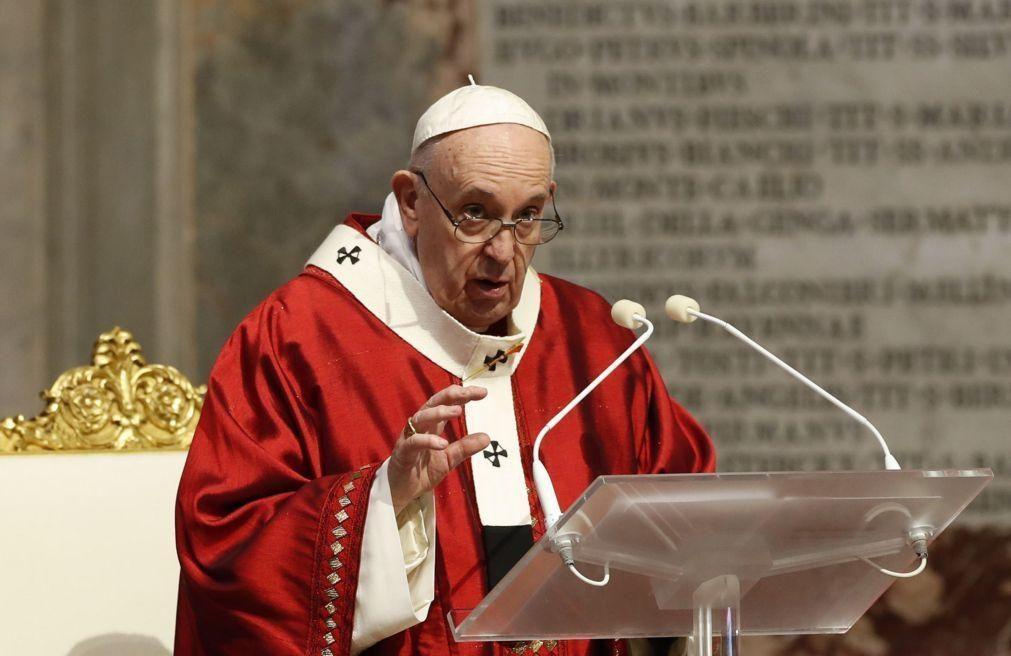 EUA/Floyd: Papa condena o racismo e a violência nos Estados Unidos