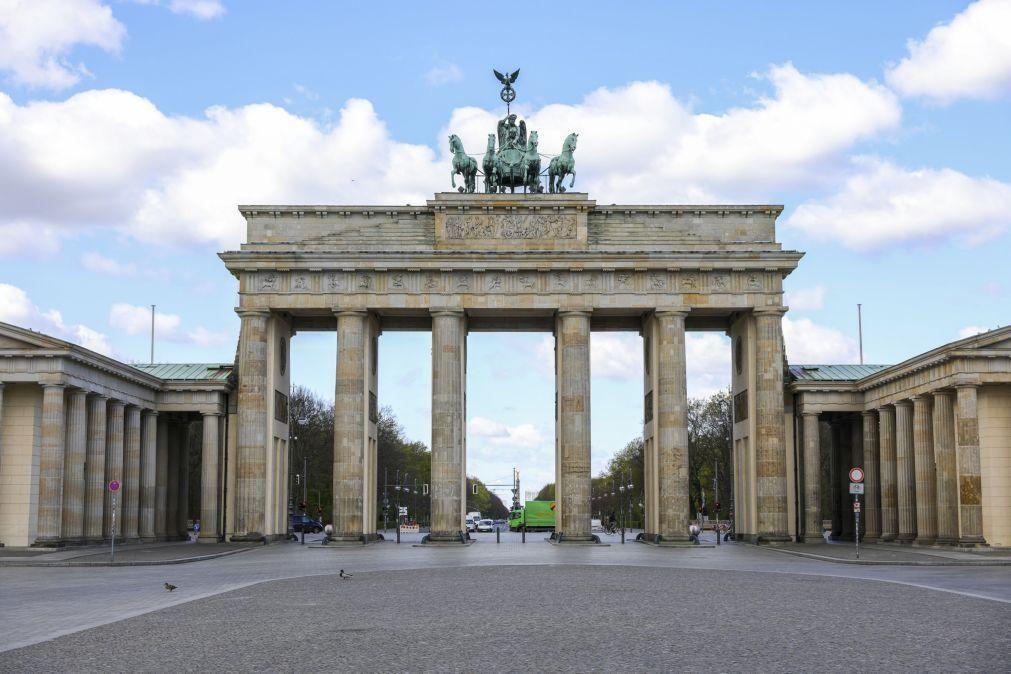 Covid-19: Alemanha tem 182 mil casos e taxa de contágio em Berlim sobe para 1,95
