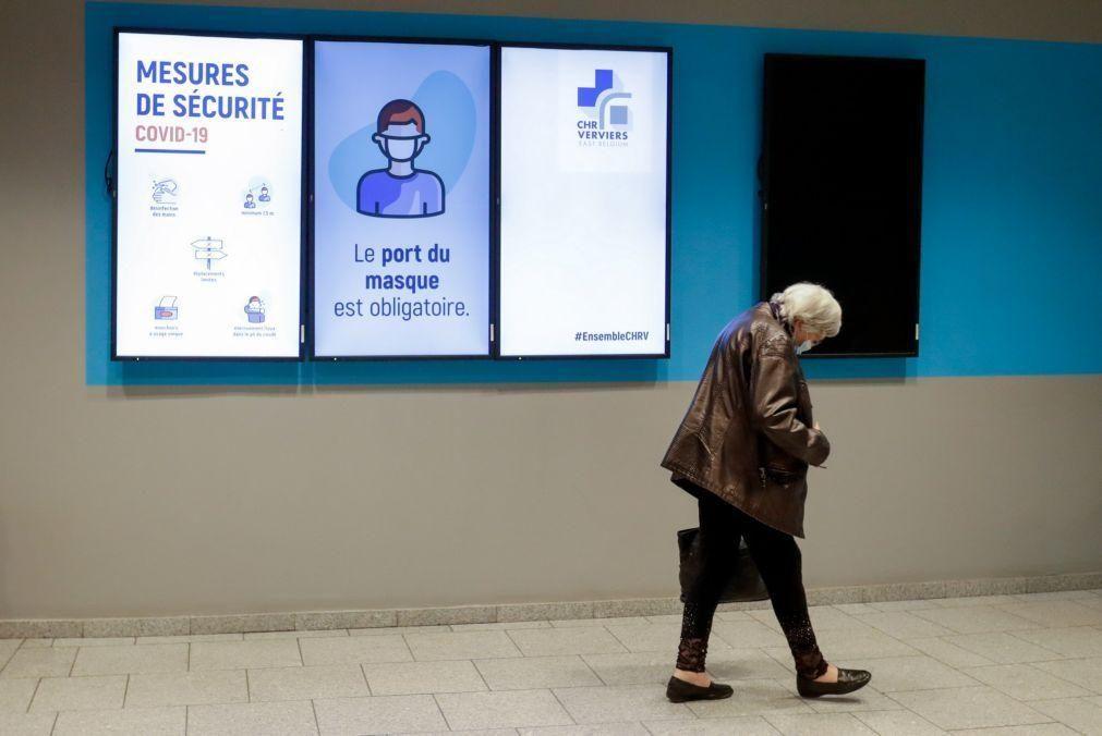 Covid-19: Com 70 novos casos e 17 mortes Bélgica prepara nova fase de desconfinamento