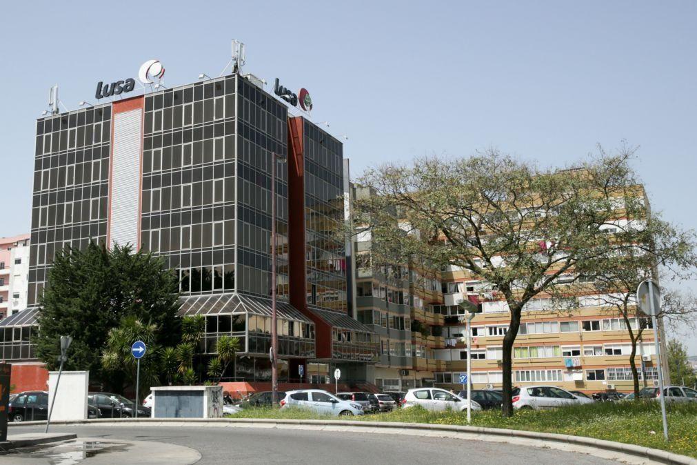 Acionistas da Lusa aprovam por unanimidade contas de 2019