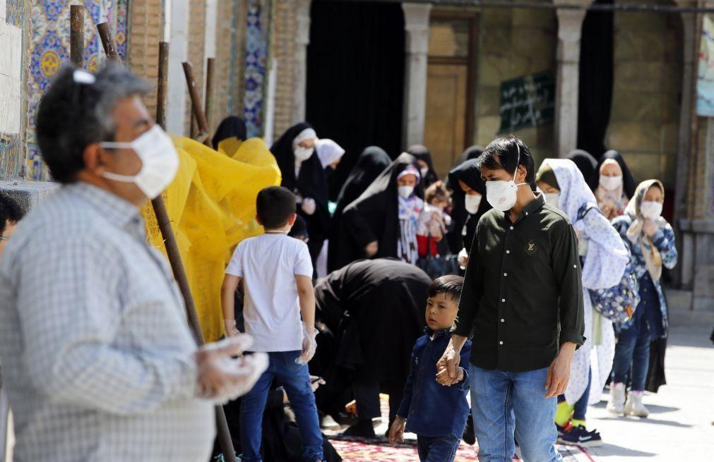 Propagação do novo coronavírus está a acelerar no Irão