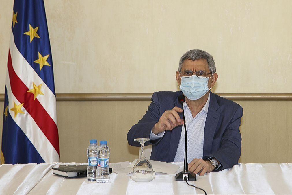 Covid-19: PR de Cabo Verde pede à população para não facilitar a vida ao vírus