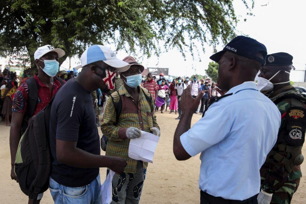 Covid-19: União Europeia apoia Angola na luta contra a pandemia com cerca de 11 ME