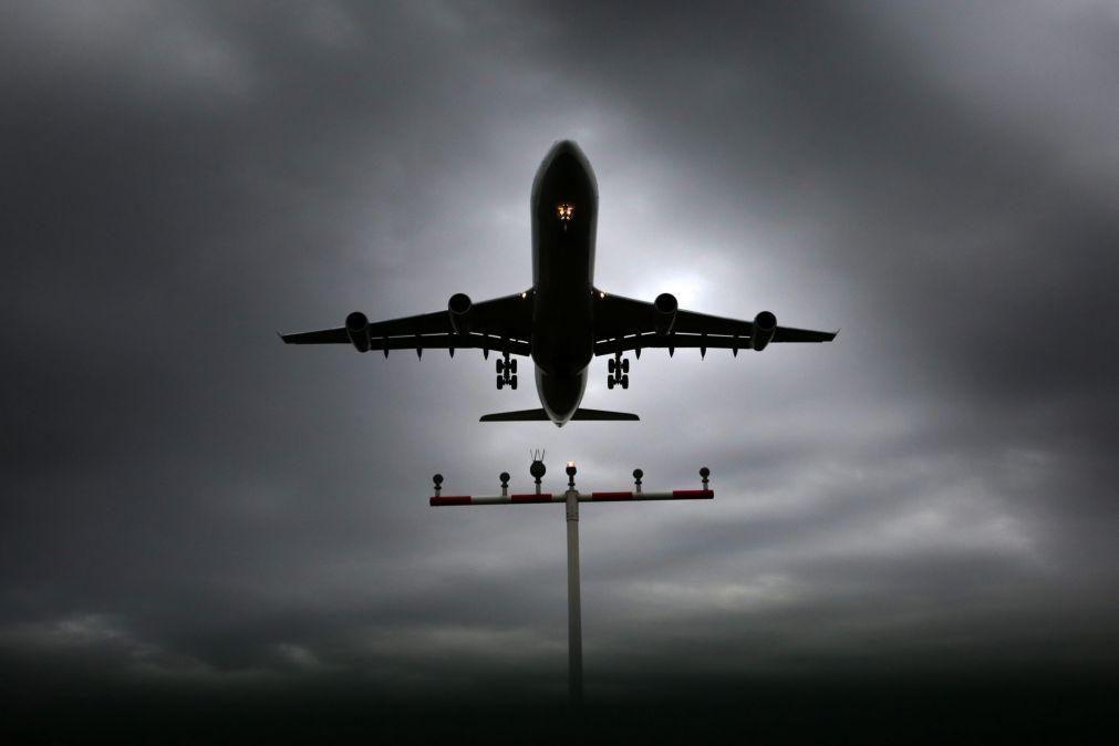 Washington proíbe voos para os Estados Unidos de companhias aéreas chinesas