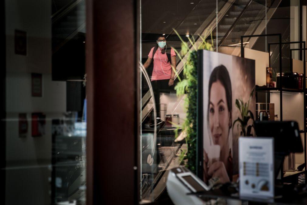 Lojistas querem que parlamento legisle sobre rendas dos centros comerciais