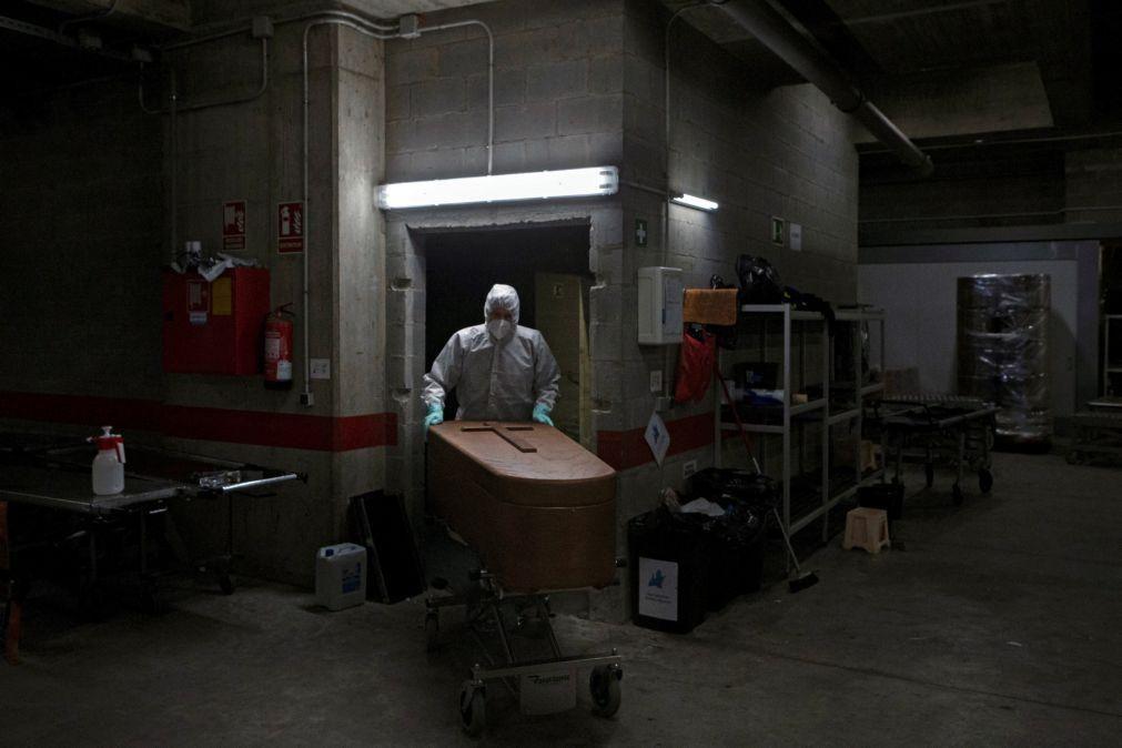 Covid-19: Espanha com um total de 27.128 mortes e apenas um óbito nas últimas 24 horas