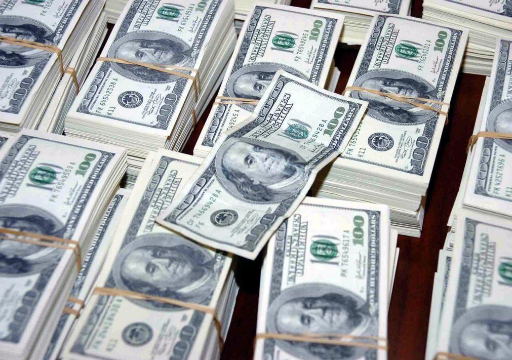 Polícia angolana deteve rede de falsificadores de moeda estrangeira