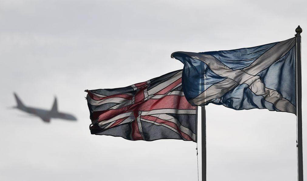 Brexit: Escócia pede prolongamento do período de transição