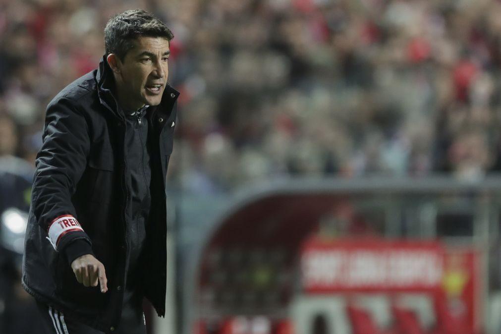 Bruno Lage quer equipa do Benfica a sentir adeptos presentes