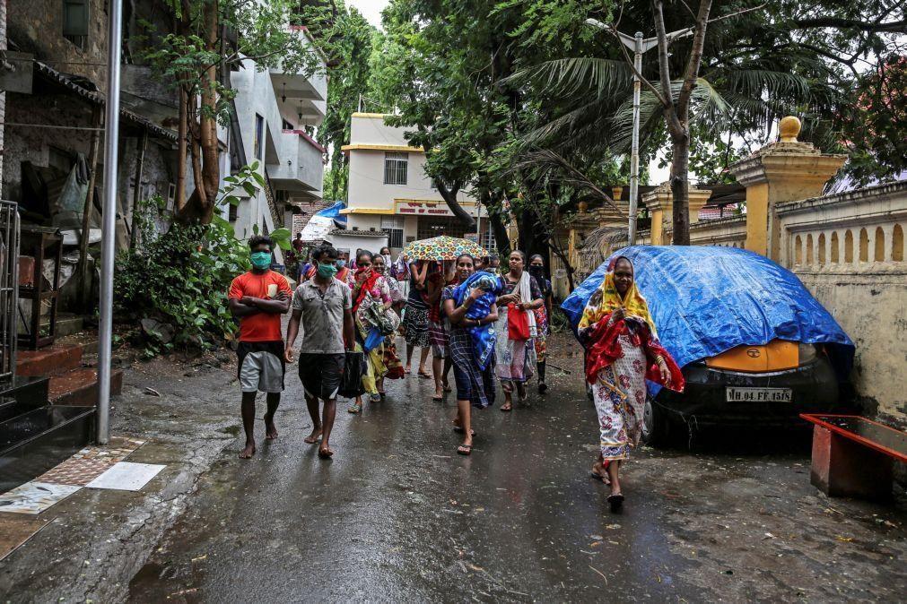 Ciclone Nisarga provoca pelo menos três mortes na Índia