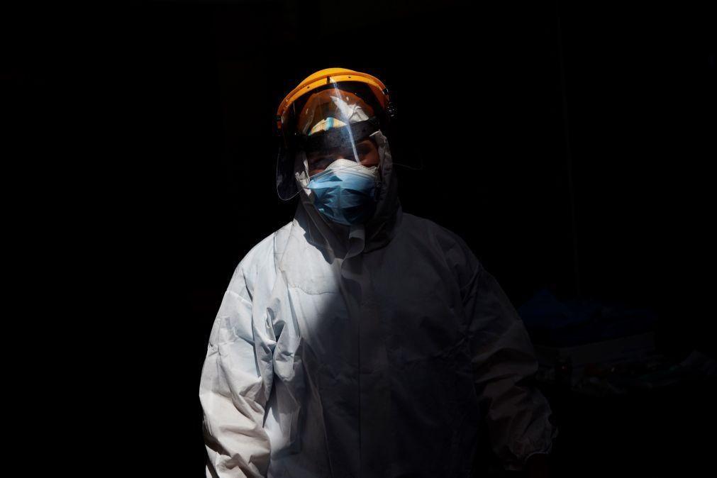Covid-19: Vírus já ultrapassou os 380 mil mortos e de 6,4 milhões de infetados no mundo