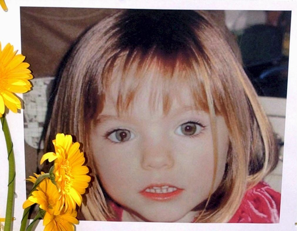 Maddie: Polícia britânica divulga informação sobre suspeito de desaparecimento de criança