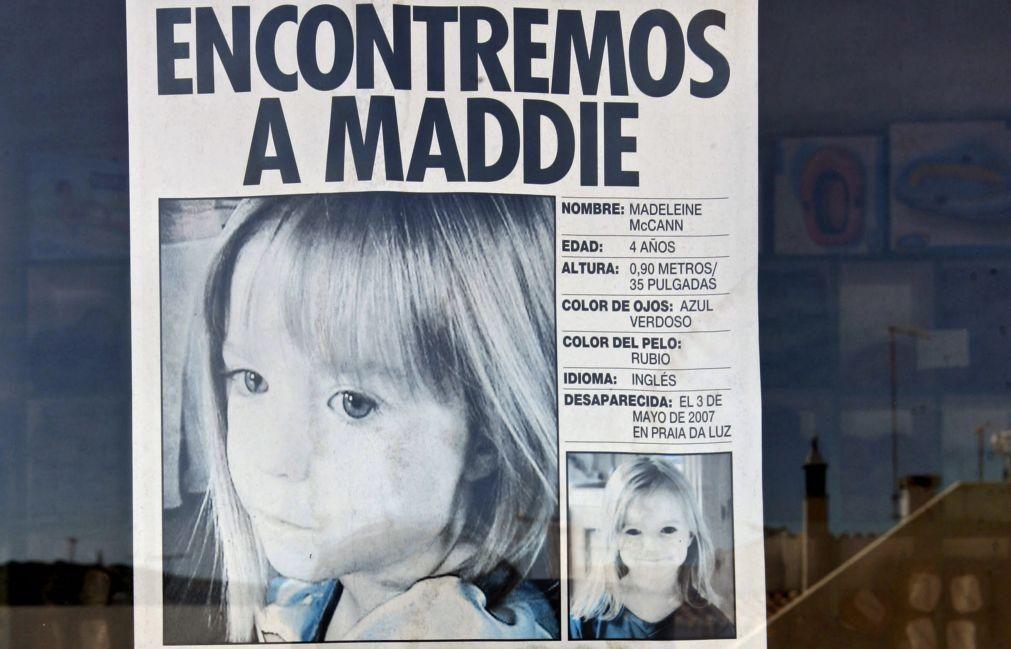 Maddie: Investigação prossegue no DIAP de Faro com inquirição de testemunhas