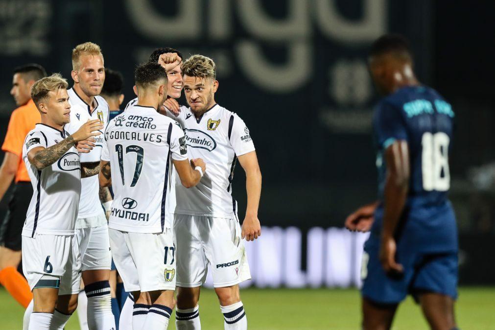 FC Porto perde com Famalicão e fica com liderança em risco