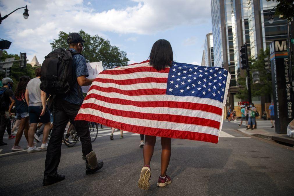 Floyd: Barack Obama defende necessidade de reformas de policiamento