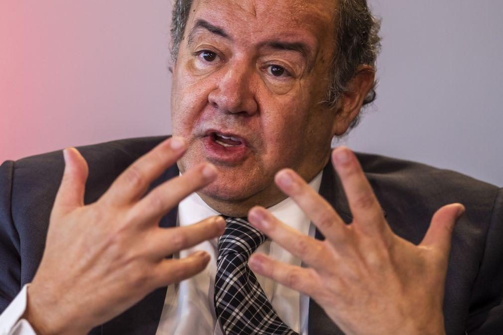 Costa Silva avisa: recuperação económica de Portugal