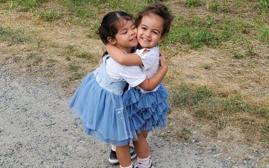 Cristiano Ronaldo mostra as filhas: «Apaixono-me sempre que vejo estas duas»