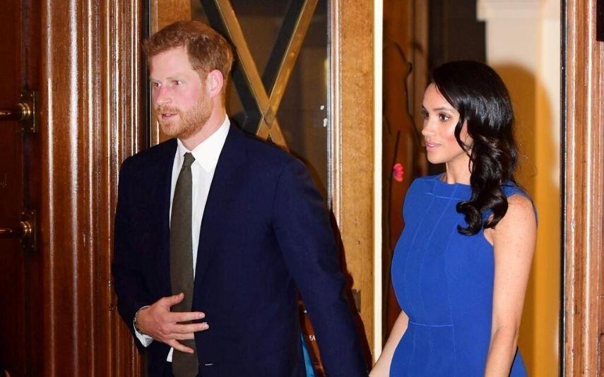 Harry e Meghan Revoltados com a Casa Real... e tudo por causa de Kate!