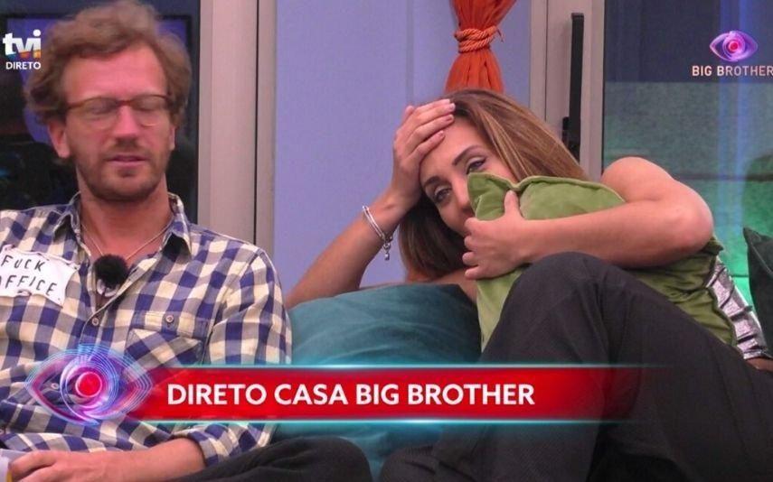 Big Brother 2020 Concorrentes duramente castigados pelos sussurros de Iury e Daniel Monteiro