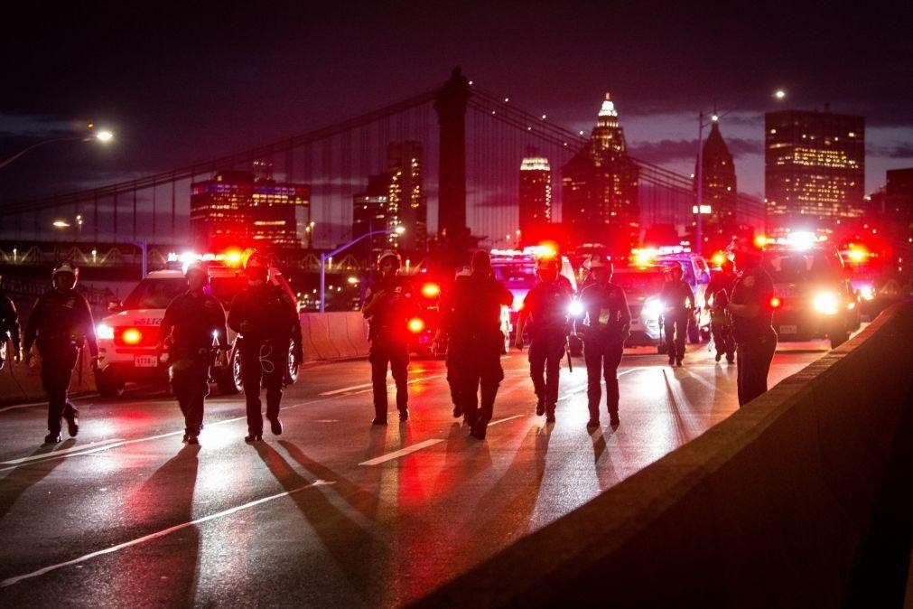 EUA/Floyd: Mais de 10 mil pessoas detidas nos protestos